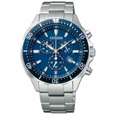 シチズン オルタナ エコドライブ 腕時計 ダイバーデザイン クロノグラフ メンズ CITIZEN ALTERNA VO10-6772F