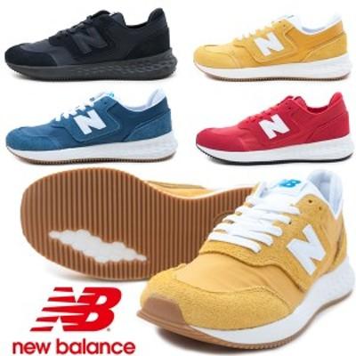 New Balance ニューバランス NB MSX70RA MSX70CG MSX70RC MSX70CB メンズ レディース スニーカー ローカット ひも靴 スエード ナイロン