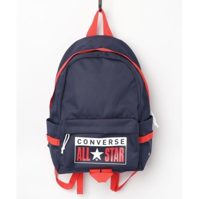 A BAG OF CHIPS / CONVERSE/コンバース All Star Printed Day Bag WOMEN バッグ > バックパック/リュック