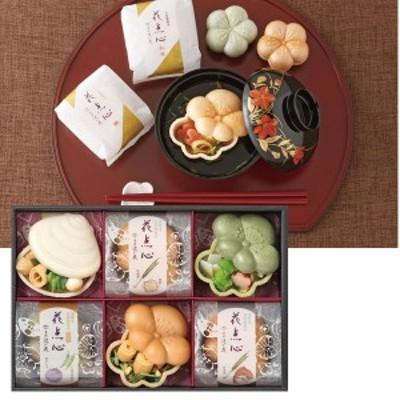 京都・辻が花 京都・辻が花 京野菜のお吸物最中詰合せお吸物 ギフト 贈り物 お祝い 引き出物 内祝い