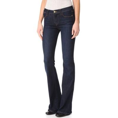 【残り1点!】【サイズ:24】フレーム FRAME レディース ボトムス・パンツ ジーンズ・デニム Le High Flare Jeans Sutherland