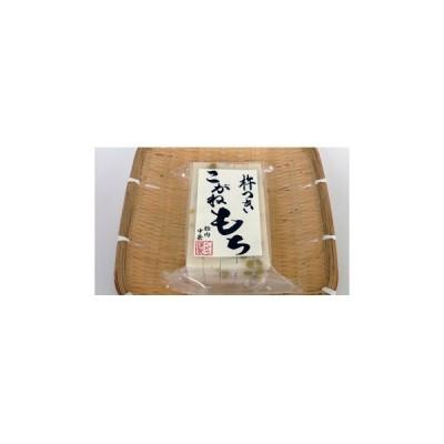 """「こがねもち」100%使用""""手作り杵つき餅 豆餅(10枚入)""""柔らかくコシのあるお餅新潟の特産品"""