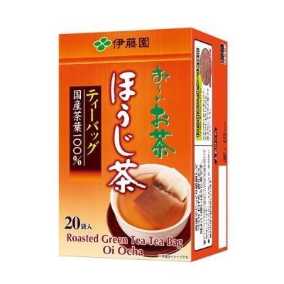 伊藤園 お〜いお茶ほうじ茶 ティーバッグ 20袋 管理番号022009 お茶