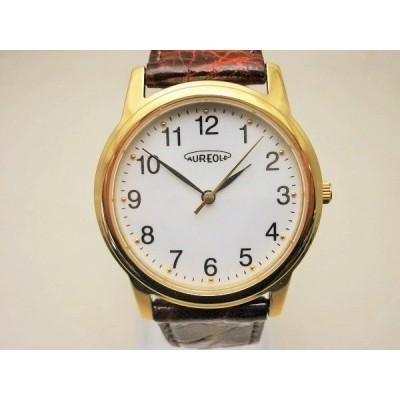 オレオール腕時計メンズ  クオーツSW-467M-2