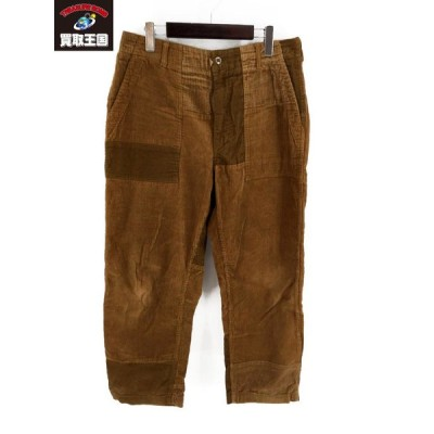 Engineered Garments Fatigue pant 8w corduroy S