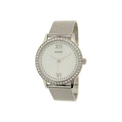 腕時計 ゲス Guess レディース U0785L1 シルバー ステンレス-スチール クォーツ 腕時計