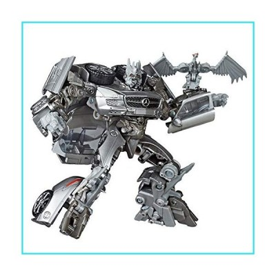 ZQWZ Tr〓nsf〓rm〓rs t〓ys, Transformetion Toys Studio Deluxe Class Transformers Dark of The Moon Movie Soundwave Action Figure【並行輸