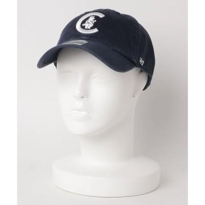 帽子 キャップ 【47Brand】Cubs '47 CLEAN UP