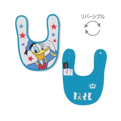 【BABYDOLL】ディズニー リバーシブルスタイ 2764 ベビー雑貨