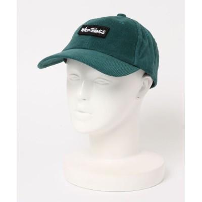 sunny branch / WILD THINGS/CORDUROY BASE BALL CAP WOMEN 帽子 > キャップ
