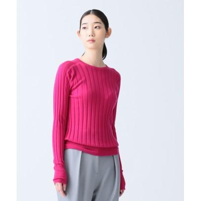 【柚香光さん着用】NEW BASIC CASHMERE ニット / セーター