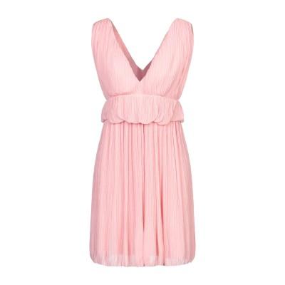 クロエ CHLOÉ ミニワンピース&ドレス ピンク 36 レーヨン 100% ミニワンピース&ドレス
