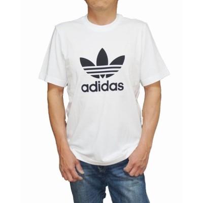 アディダス adidas オリジナルス 半袖Tシャツ 白  CW0710 メンズ ホワイト 夏物 Originals