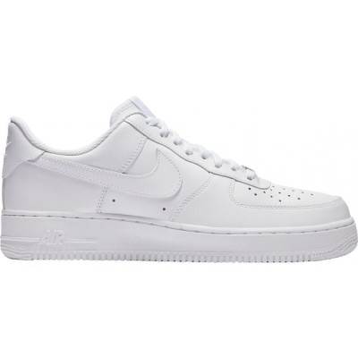ナイキ Nike レディース スニーカー シューズ・靴 Air Force 1 '07 Shoes White/White