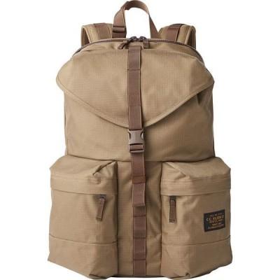 フィルソン メンズ バックパック・リュックサック バッグ Ripstop Nylon Backpack
