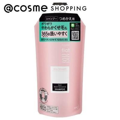エッセンシャルflat/エアリースムース シャンプー(詰替え/気分前向きリフレッシュフローラルの香り) シャンプー
