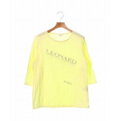 LEONARD SPORT レオナール スポーツ Tシャツ・カットソー レディース