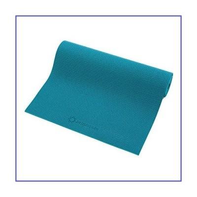Primasole 1/3 厚めのヨガマット キャリーストラップ付き ヨガ/ピラティス/フィットネス/自宅/ジムでの床ト