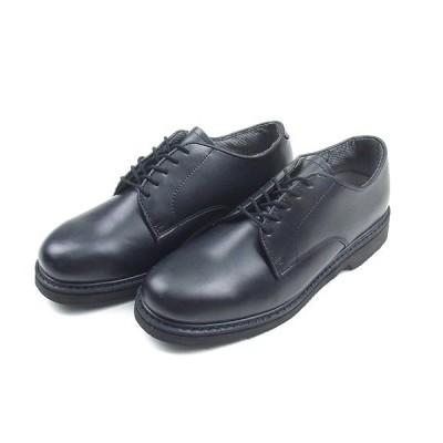ROTHCO ロスコ SOFT SOLE LEATHER UNIFORM OXFORD SHOES ソフトソール ユニフォーム オックスフォード シューズ 短靴 ブラック 送料無料