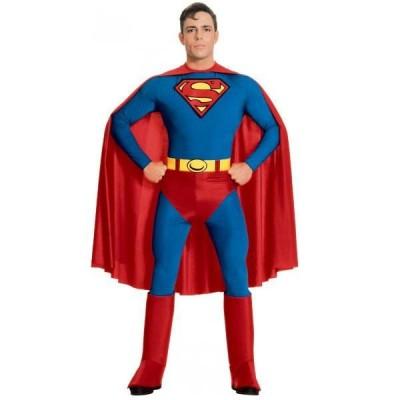 スーパーマン コスチューム 衣装 大人用ハロウィン