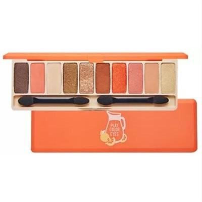 [ETUDE HOUSE エチュードハウス]プレイカラーアイズジュースバー(Play color Eyes#Ice Van)/インザカフェ(in the Cafe)