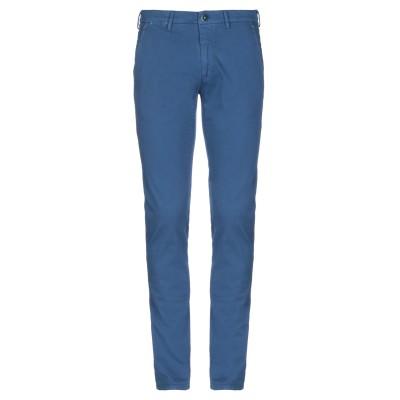 メイソンズ MASON'S パンツ ブルー 48 コットン 98% / ポリウレタン 2% パンツ