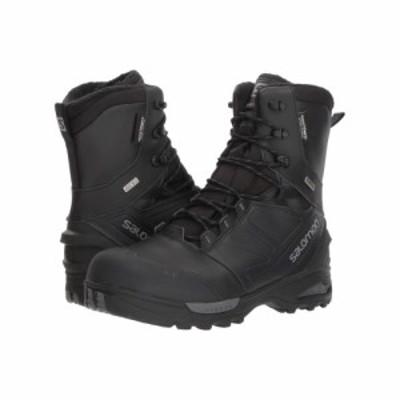 サロモン Salomon メンズ ブーツ シューズ・靴 Toundra PRO CS WP Black/Black/Magnet