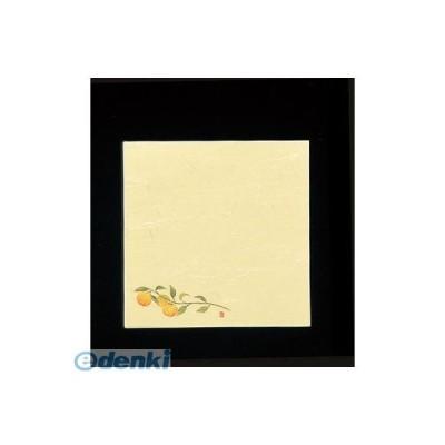 [QKID0] 5寸懐紙 四季の花(100枚入) S5−14    ゆず 4560164130778