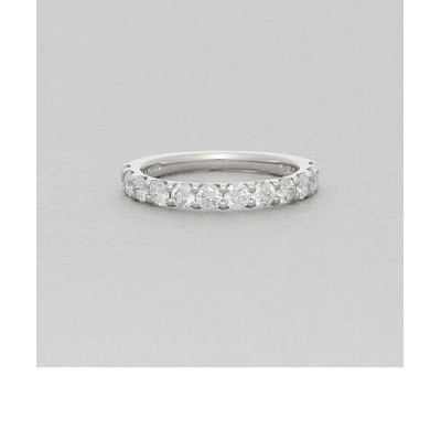 プラチナ ダイヤモンド リング(1.0ct)