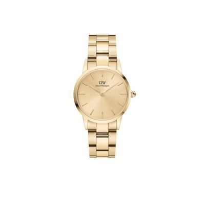 ダニエルウェリントン レディース 腕時計 アクセサリー 28 mm Iconic Unitone Bracelet Watch