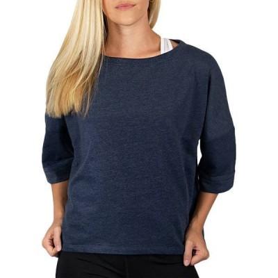 ソフィー レディース シャツ トップス Soffe Women's Vintage Crew T-Shirt