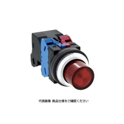 IDEC(アイデック) φ30 TWNシリーズ 照光押ボタンスイッチ 突形 緑 ALN22602DNG 1個(直送品)