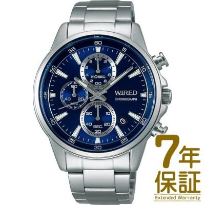 【正規品】WIRED ワイアード 腕時計 SEIKO セイコー AGAT423 メンズ クロノグラフ クオーツ