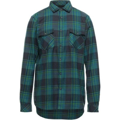 オニール O'NEILL メンズ シャツ トップス Checked Shirt Green