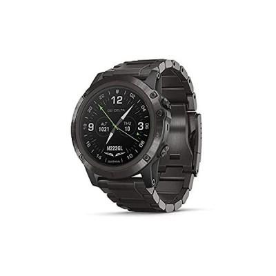新品  Garmin D2 Delta PX, GPS Pilot Watch with Pulse Ox Sensor, Includes Smartwat  並行輸入品
