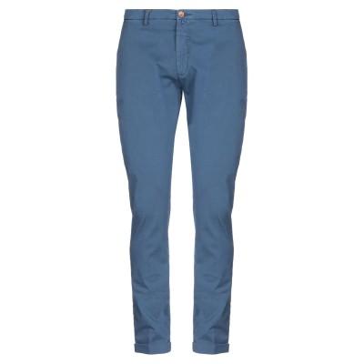 BARBATI パンツ ブルー 44 コットン 98% / ポリウレタン 2% パンツ