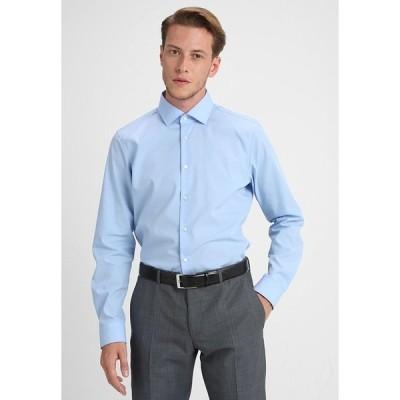 ストレルソン シャツ メンズ トップス SANTOS - Shirt - hell blau