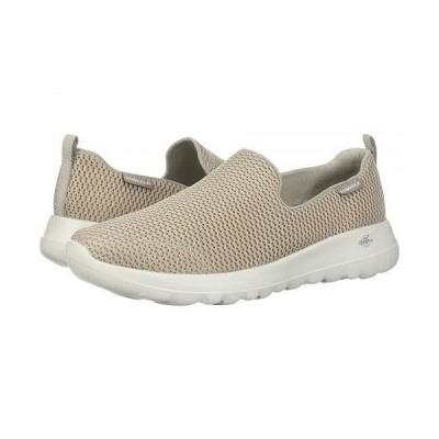 SKECHERS Performance スケッチャーズ レディース 女性用 シューズ 靴 スニーカー 運動靴 Go Walk Joy - Taupe