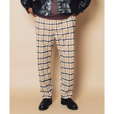 パンツ SUPERTHANKS スーパーサンクス / TUCK WIDE PANTS タックワイドパンツ / ST203PT001