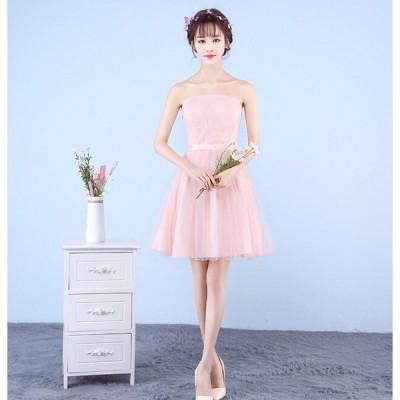 ウエディングドレス フォーマルドレス 優雅上品  女の子 卒業式 七五三 結婚式 発表会 パーティー 入園式 膝丈 ドレス