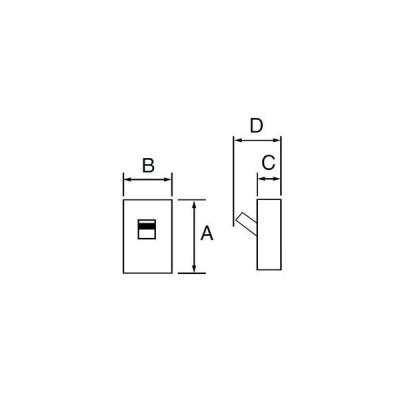 漏電遮断器(単3中性線欠相保護付) OC付  正接用 テンパール工業 GBU-3 1EA 20A 15MA U301EA2015E