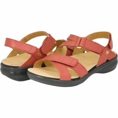 リビエア Revere レディース サンダル・ミュール シューズ・靴 Zanzibar Ruby Metallic
