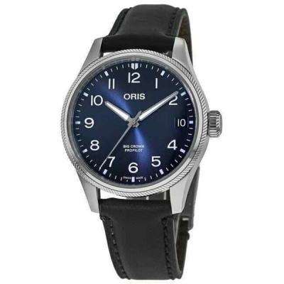 オリス 腕時計 New Oris Big Crown ビッグクラウン ProPilot Big Date メンズ Watch 01 751 7761 4065-07 6 20 08LC