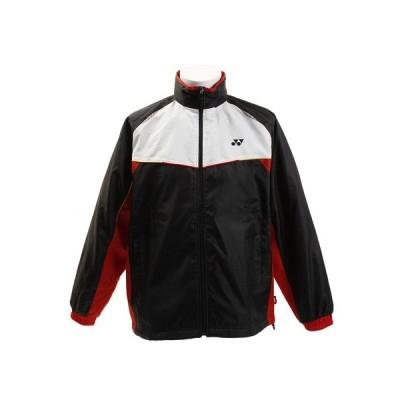 ヨネックス(YONEX) ウィンドウォーマーシャツ ブレーカー ジャケット 70058-007 【テニスウェア ユニセックス 】 ヒートカプセル 防寒 (メンズ)