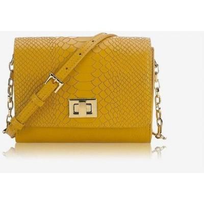 ジジ ニューヨーク GiGi New York レディース ショルダーバッグ バッグ Catie Crossbody Bag yellow