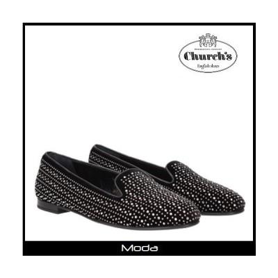 チャーチ スリッポン スニーカー レディース Church's Church 靴 フラット
