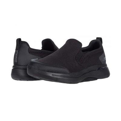 SKECHERS Performance スケッチャーズ メンズ 男性用 シューズ 靴 スニーカー 運動靴 Go Walk Arch Fit - Togpath - Black