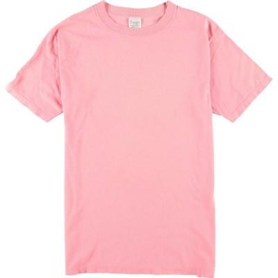 Capiggi's 無地Tシャツ USA製 メンズM /eaa051946