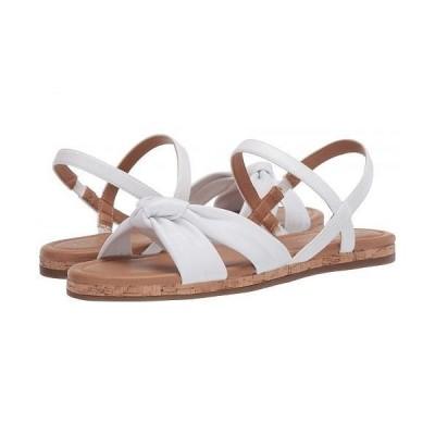 Aerosoles エアロソールズ レディース 女性用 シューズ 靴 サンダル Dover - White