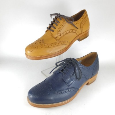 saya 靴 サヤ ラボキゴシ 50210 BEG レースアップシューズ レディース おしゃれ オックスフォード 靴 レディース 本革 歩きやすい靴 レディース 履きやすい靴